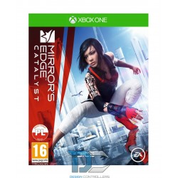 XBOX One Gra Mirrors Edge Catalyst
