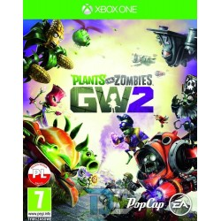 XBOX One GRA Plants Vs Zombies Garden Warefare 2