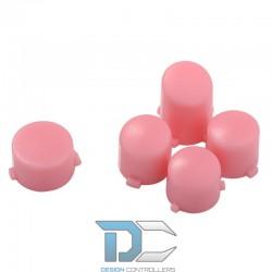 PlayStation 4 zestaw zamiennych przycisków Pink
