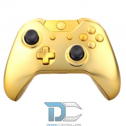 XBOX One obudowa do kontrolera Glossy Gold