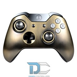XBOX One Obudowa do kontrolera Front Bronze