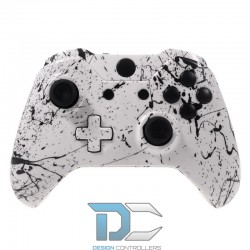 XBOX One obudowa do kontrolera Splashed Black
