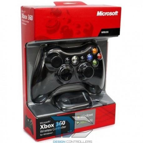 Kontroler Bezprzewodowy Microsoft XBOX360