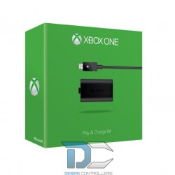 XBOX One MICROSOFT PLAY AND CHARGE KIT