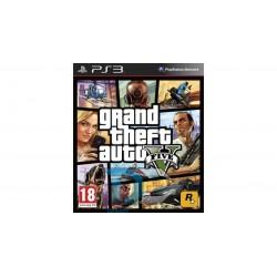 PlayStation 3 Gra CENEGA Grand Theft Auto V