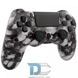 PlayStation 4 obudowa do kontrolera Black Skull
