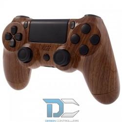 PlayStation 4 obudowa do kontrolera Wooden Grain