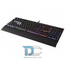 Klawiatura Corsair STRAFE RGB Mechanical Gaming Cherry MX Silent