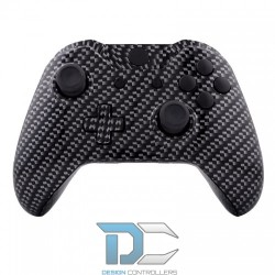 XBOX One obudowa do kontrolera Carbon Fibre