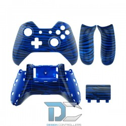 XBOX One obudowa do kontrolera Blue Zebra