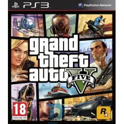Gra PlayStation 3 Cenega GTA V PS3 ENG/PL