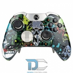 XBOX One Elite obudowa do kontrolera Front Skull Heads