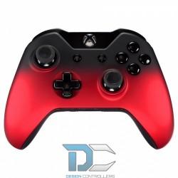 XBOX One obudowa do kontrolera Front Shadow Red
