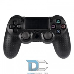 PlayStation 4 /PRO/ Slim silikonowe etui na kontroler z naklejkami na lightabr