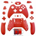 XBOX One obudowa do kontrolera Mat Red