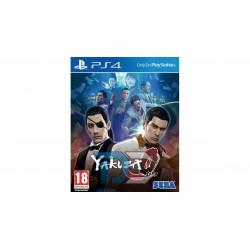 Sony PlayStation 4 GRA YAKUZA 0 PS4