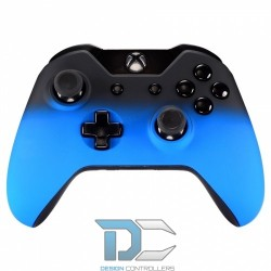 XBOX One obudowa do kontrolera Front Shadow Blue