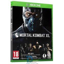 XBOX One Gra MORTAL KOMBAT XL MULTI PL