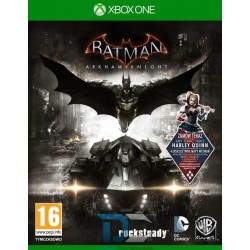 XBOX One Gra BATMAN: ARKHAM KNIGHT