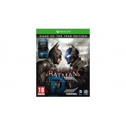 XBOX One Gra BATMAN ARKHAM KNIGHT GOTY MULTI PL