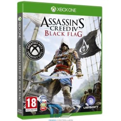XBOX One Gra ASSASSINS CREED 4 BLACK FLAG GREATEST HITS 2 PCSH