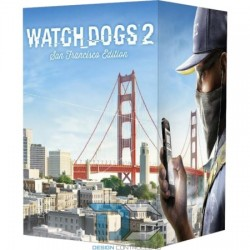 PlayStation 4 Gra Watch Dogs 2 San Francisco Edition PS4