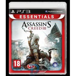 Assassin's Creed III Essentials (PS3)