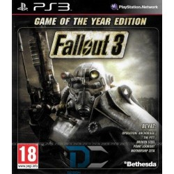 Fallout 3 Game of the Year Essentials (PS3)