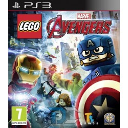Lego Marvel\'s Avengers (PS3)