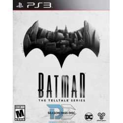 Batman The Telltale Series (PS3)