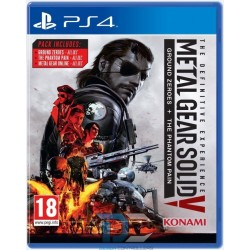 Metal Gear Solid V: The Definitive Experince (PS4)