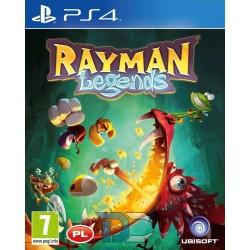 RAYMAN LEGENDS (PS4) + gratis