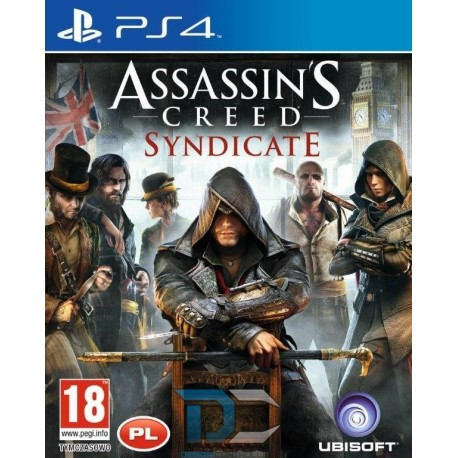 Assassin's Creed Syndicate (PS4) + gratis