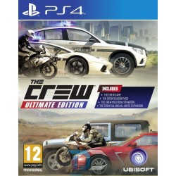 The Crew Ultimate Edition PCSH (PS4) + gratis