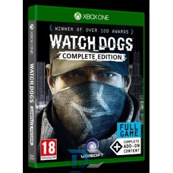 WATCH DOGS COMPLETE GREATEST HITS 1 (XBOX ONE)