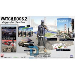 Watch Dogs 2 Edycja Kolekcjonerska San Francisco (XBOX ONE)
