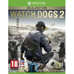 WATCH DOGS 2 GOLD EDITION PCSH (XBOX ONE)