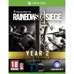 Rainbow Six Siege GOLD SEASON PASS 2 (XBOX ONE)