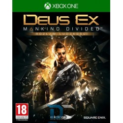 Deus Ex: Mankind Divided (Rozłam ludzkości) D1 Edition (XBOX ONE)