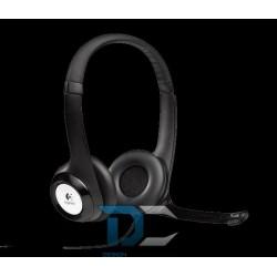Słuchawki z mikrofonem Logitech H390 USB