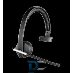 Słuchawki z mikrofonem Logitech Wireless Headset H820e Mono