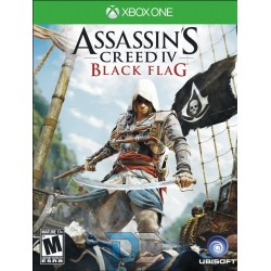 ASSASSIN'S CREED IV BLACK FLAG ED. SPECJALNA (XBOX One)