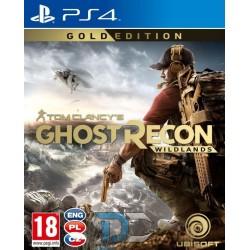 PlayStation 4 Gra GHOST RECON WILDLANDS GOLD