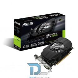 Karta VGA Asus GTX1050Ti 4GB GDDR5 128bit DVI+HDMI+DP PCIe3.0