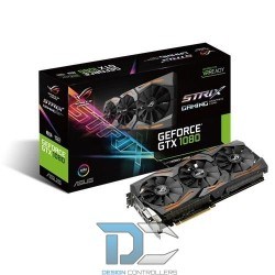 Karta VGA Asus GTX1080 OC 8GB GDDR5X 256bit DVI+2xHDMI+2xDP PCIe3.0