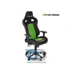 Fotel dla gracza Playseat L33T czarno-zielony GLT.00146