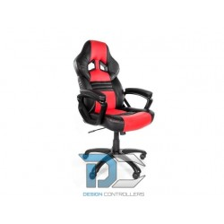 Fotel dla gracza Arozzi Monza Gaming chair red