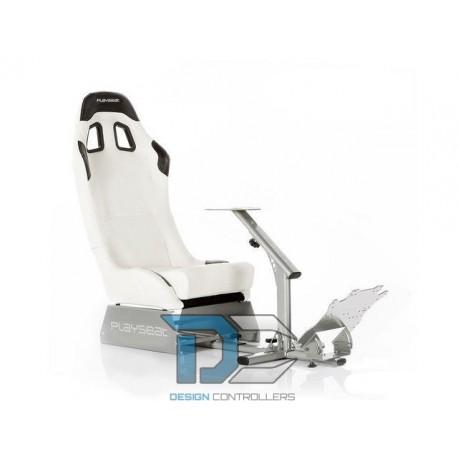 Fotel dla gracza Playseat Evolution white