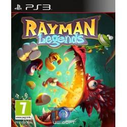 PlayStation 3 Gra RAYMAN LEGENDS