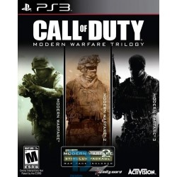 Call of Duty Trylogia Modern Warfare (PS3)